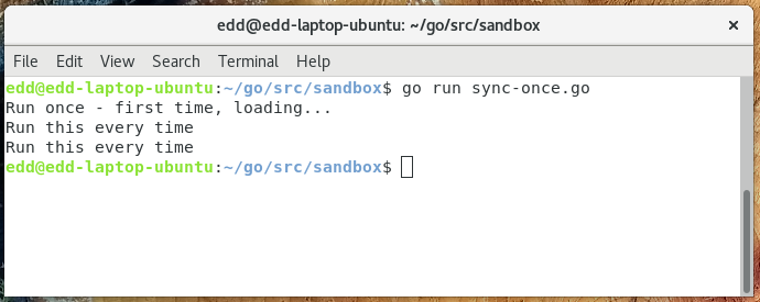 sync.Do - run function once